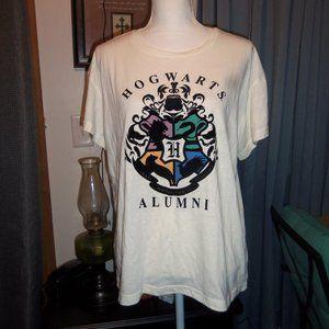 Harry Potter Hogwarts Alumni T-Shirt 2X